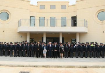 Wardens become 'community officers', get new uniforms
