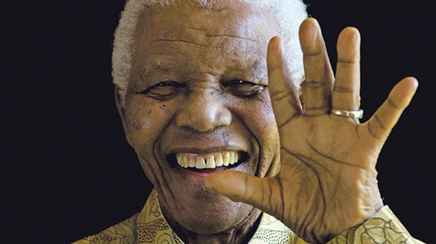 Former South African President Nelson Mandela in 2008. He died on December 5, 2013, at 95.