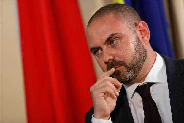 The justice and culture ministries fall under Owen Bonnici. Photo: Reuters