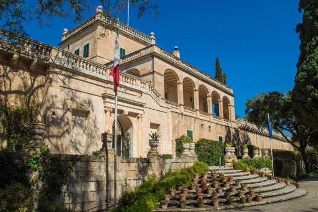 The palace's orange groves will now be irrigated using water from the reservoir. Photo: Shutterstock