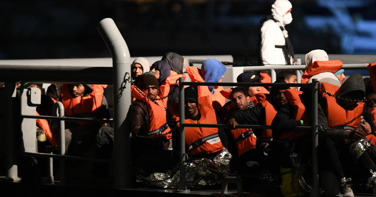 Over 100 migrants brought to Malta - second large group in four days