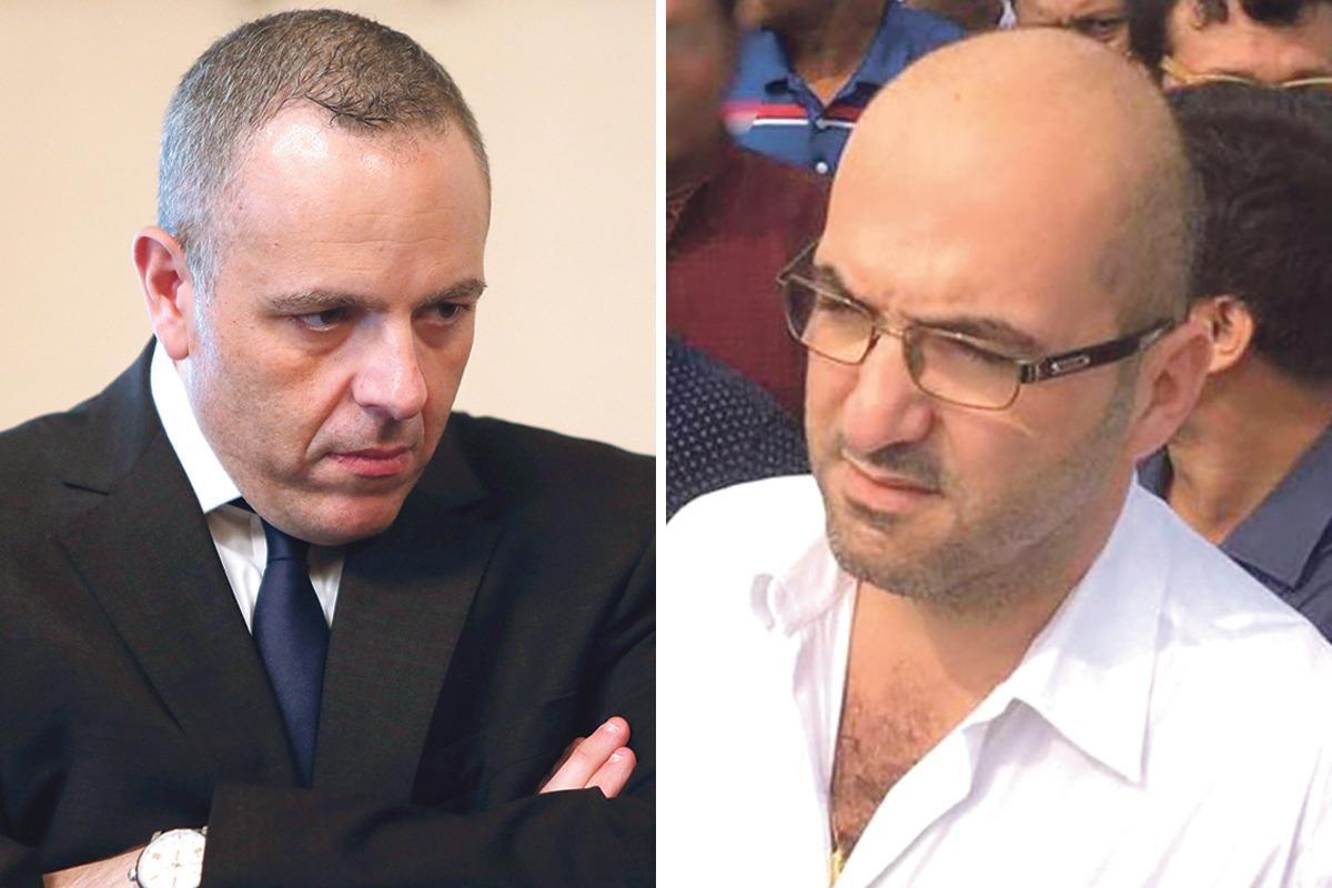 Keith Schembri and Yorgen Fenech.