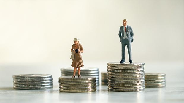 The gender pay gap widens the more academically qualified a woman is, according to a study. Photo: Shutterstock