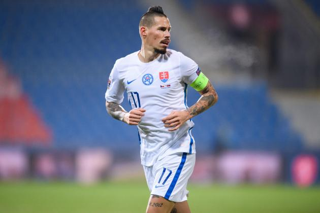 Marek Hamsik: the lynchpin of Slovakia's rise