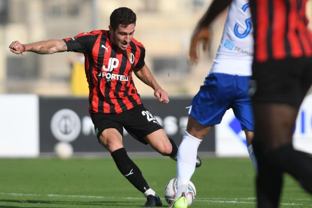Ħamrun Spartans suffer blow as Corbalan ruled out by injury