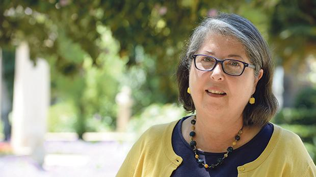Ruth Farrugia, the director of the President's Foundation for the Wellbeing of Society. Photo: Jonathan Borg