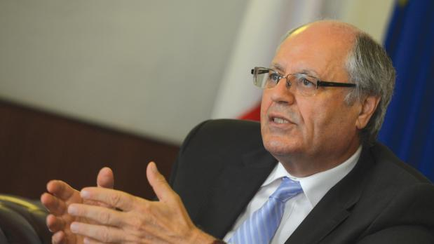Finance Minister Scicluna told parliament it could expect 'significant' measures against the bank.
