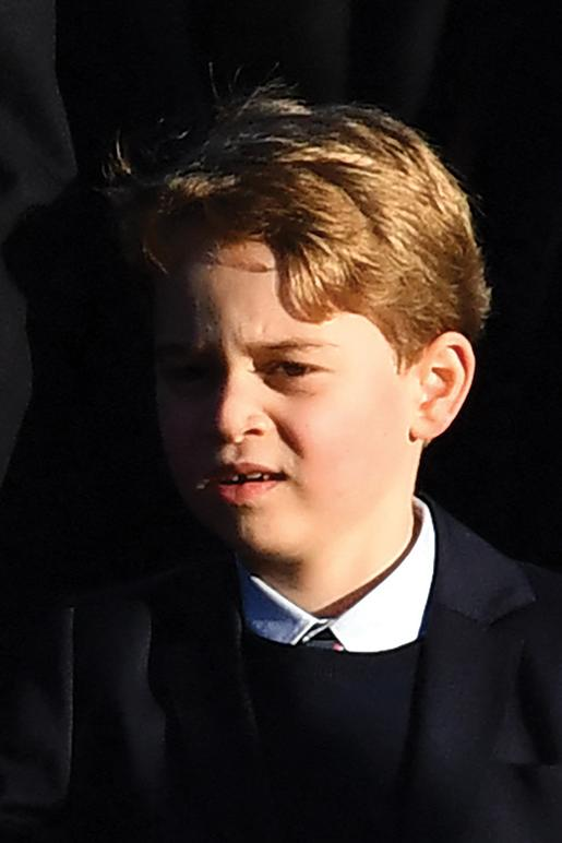 Prince George has Maltese ancestry in both his paternal and maternal lines. Photo:AFP