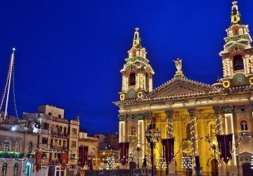 Light up St Publius church: Floriana plans to go greener