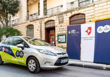 Sliema council introduces cab service for residents