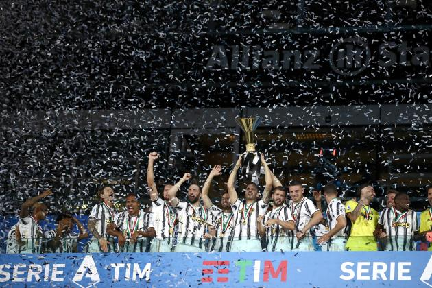Juve crash on season finale, Inter second in Serie A