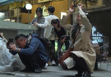 Gotta grab 'em all: must-snap locations testing Hong Kong's patience