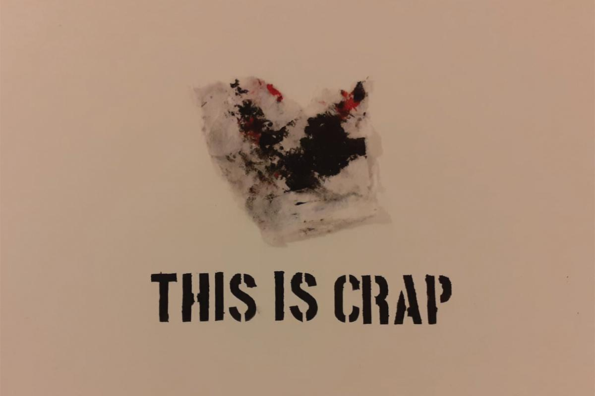 This is Crap by Tomas Hed