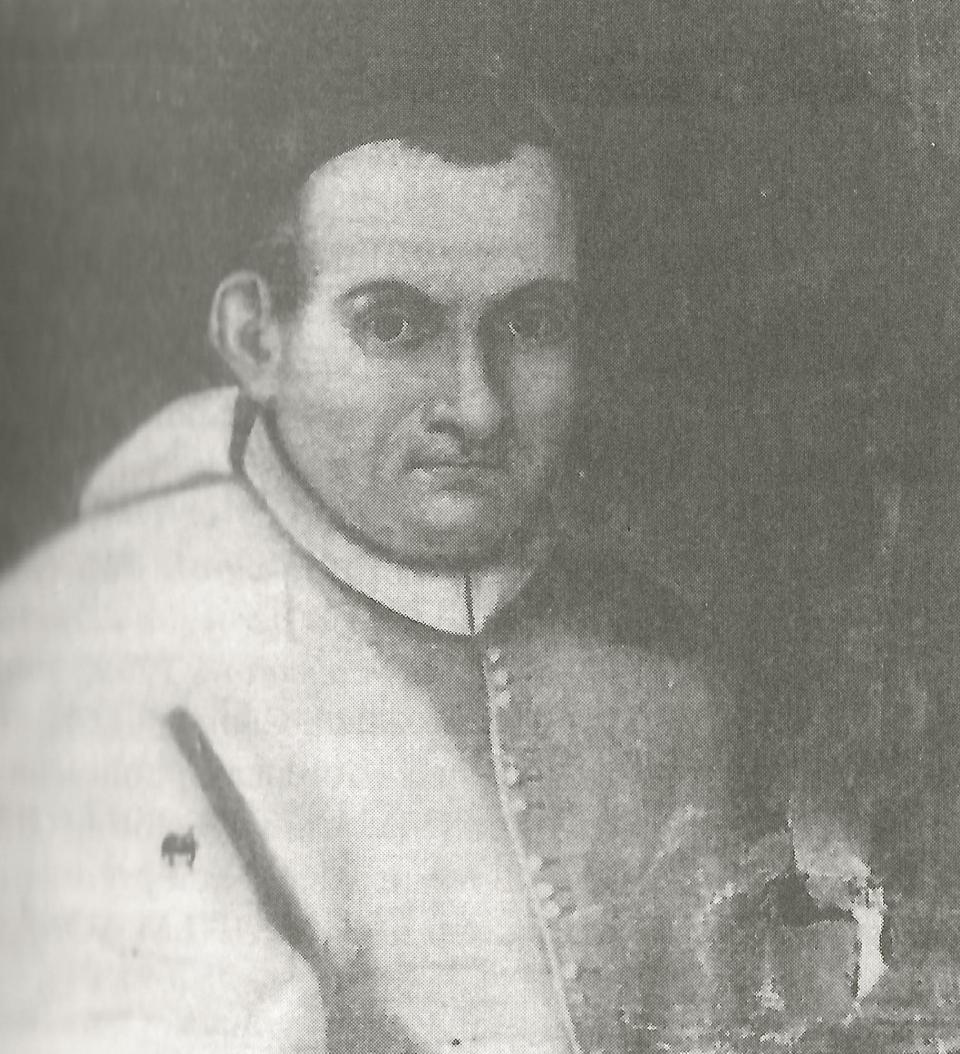 Rev. Ferdinando Mingarelli: the first vice-rector of the University of Malta.
