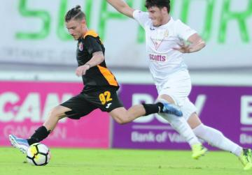 Spartans see off Floriana