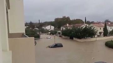 Watch: At least 13 people killed in flashfloods in southern France