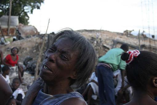 Haiti: 'Over 100,000 may have died' - PM