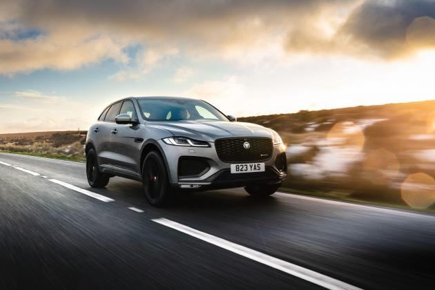 The new Jaguar F-Pace is up there with the best-in-class