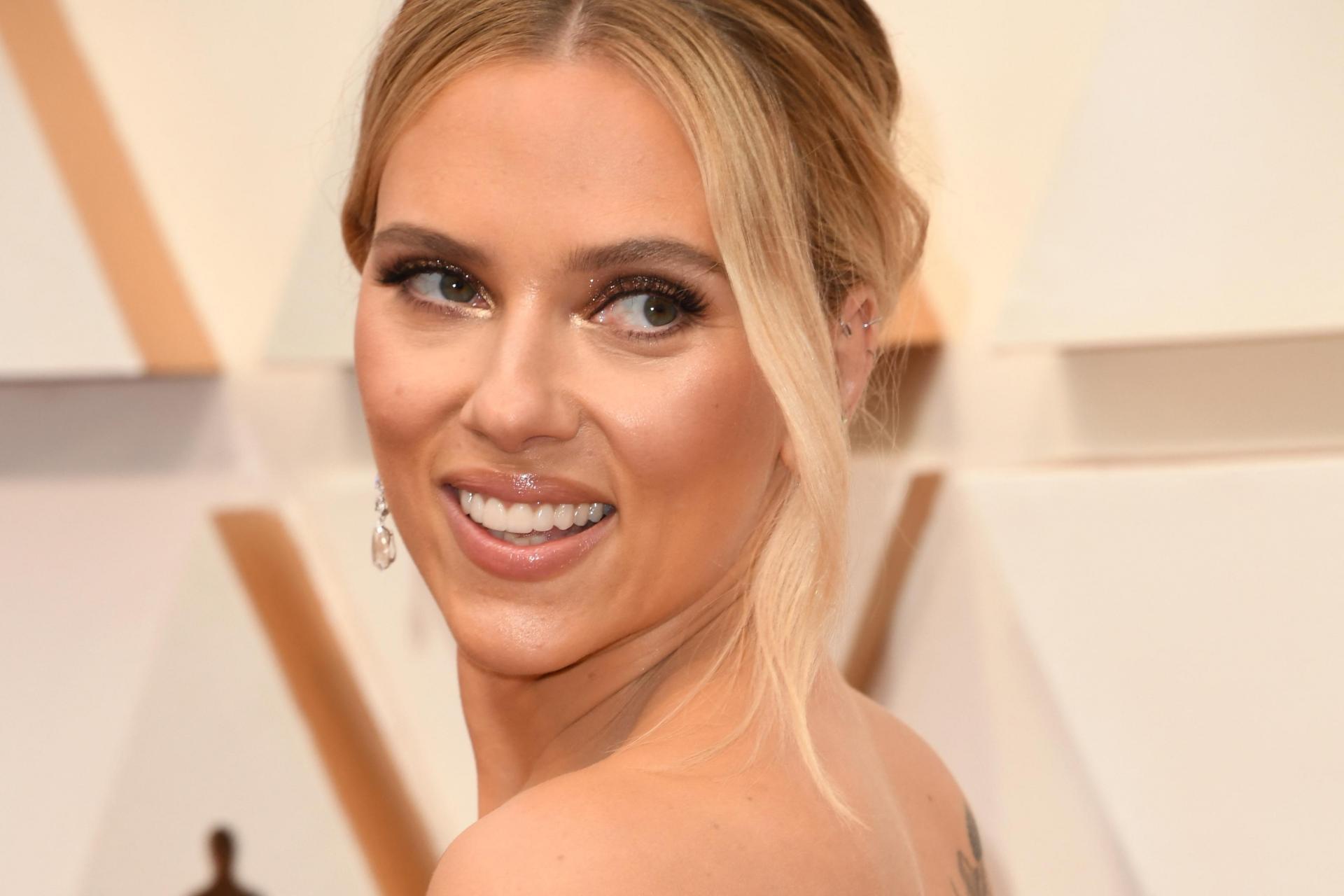 Scarlett Johansson. Robyn Beck/AFP