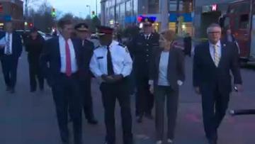 Watch: Van ploughs into pedestrians in Toronto, 10 dead