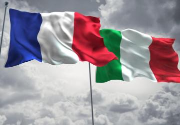France won't enter a 'stupidity contest' with Italy: minister