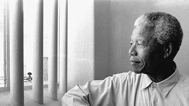 In 1962, Mandela was jailed for 27 years by a white-minority government as a terrorist and walked free as a septuagenarian.