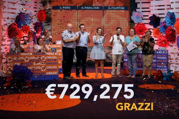 More than €700,000 raised in Oħloq Tbissima marathon