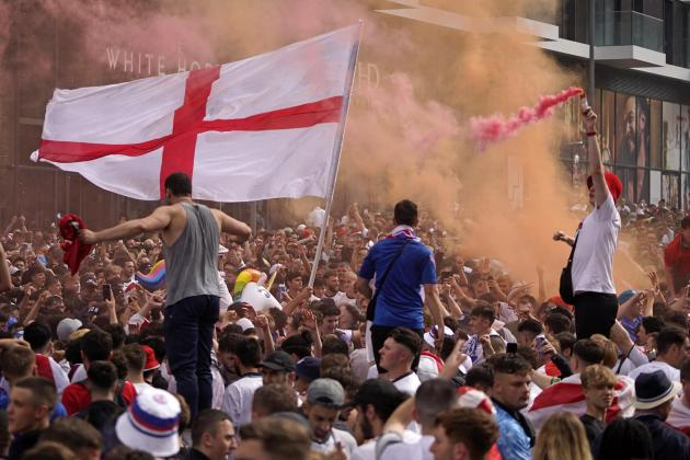 English FA commission independent probe into Euro final mayhem