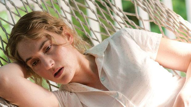 Kate Winslet in Labor Day.