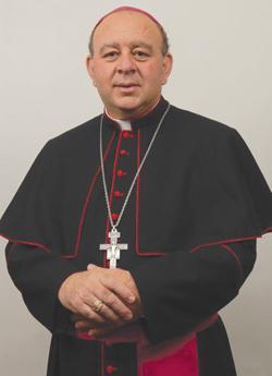 Mgr Joseph Bonello.