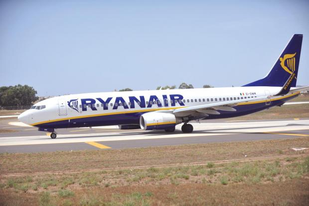 Ryanair will have to cancel hundreds of flights due to a strike on Friday.