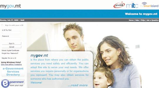 myAlerts is a new service by MITA that keeps users of the myGov portal informed with updates to e-government services.