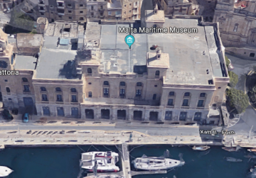 Malta Maritime Museum to expand by 500 square metres