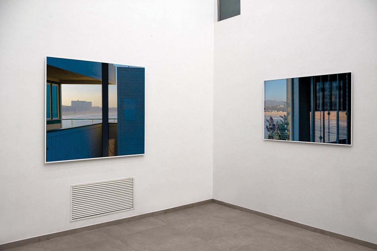 From left: 1389_Santa Monica and 1408_Santa Monica by Nigel Baldacchino