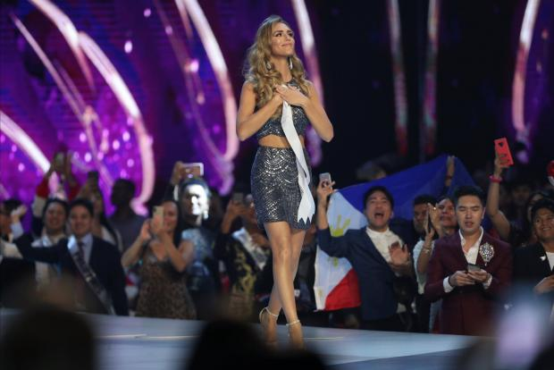 Miss Spain was the contest's first transgender participatn