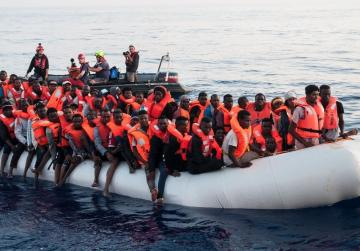 Italy now says it will take rescued migrants, but impound German charity ship