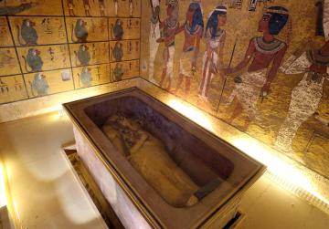 Tutankhamun tomb likely concealing Egypt's lost queen