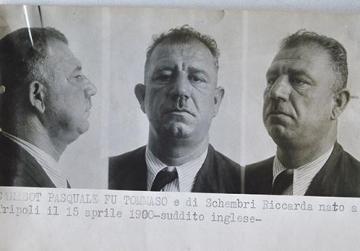 Pasquale Carabott, a Maltese detainee.