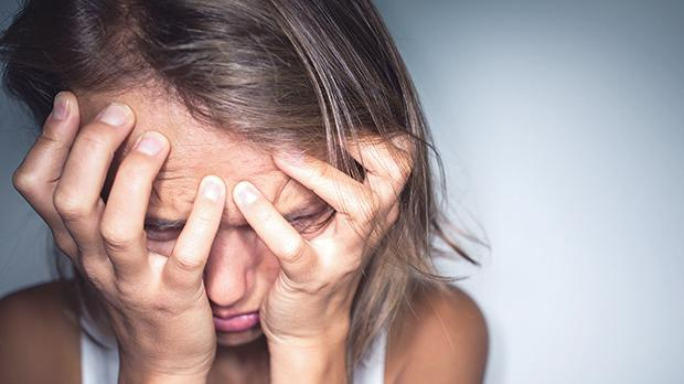 Pathological anxiety leads to significant stress and affects one's functioning in society. Photo: Shutterstock.com