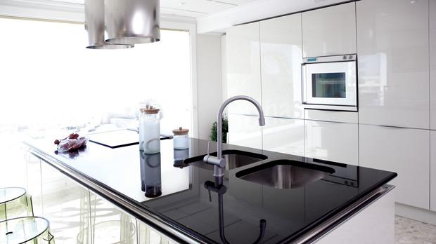 Where possible, try to plan more natural light for your kitchen.