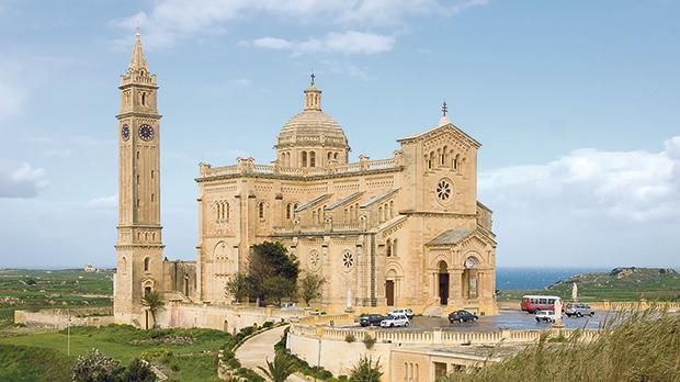Ta' Pinu Basilica, Għarb