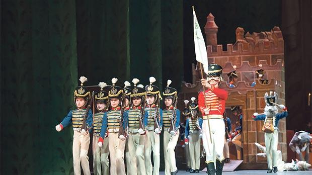 Coastal Ballet Academy's Nutcracker Dec. 9-10 in Foley