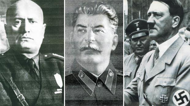 hitler mussolini and stalin Free essay: hitler, mussolini, stalin&#8230 these three names have a vast impact on the idea of dictatorship these men established dictatorship and.