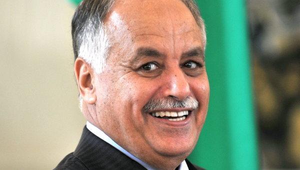 Libyan Prime Minister Baghdadi Mahmoudi.