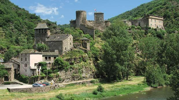 The fief of Parisot in the Midi-Pyrénées region of southern France.