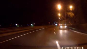 Watch: Car driven wrong way on Mrieħel bypass, almost causing crash