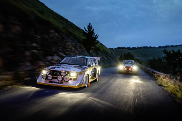 Quattro is 40 years old