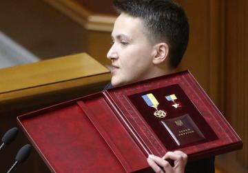 'Hero of Ukraine' loses Parliamentary immunity amid 'coup plot' claims