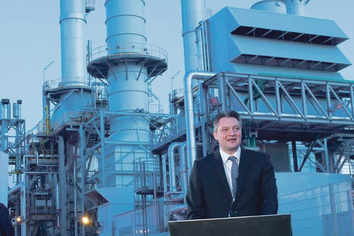 Konrad Mizzi defended the controversial Electrogas power station deal as fair and legal.
