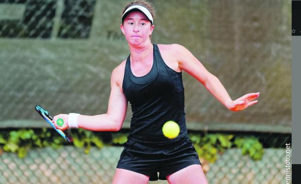 Helene Pellicano will open her Australian Open campaign against Hungary's Adrienn Nagy.